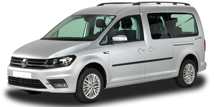 VW CADDY 2015-