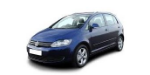 VW GOLF VI Plus 4/09-