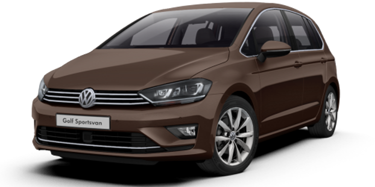 VW GOLF SPORTSVAN 2014-
