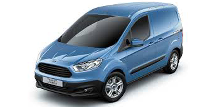 Ford TRANSIT COURIER 2/2014-