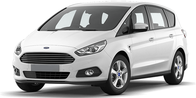 Ford S-MAX 6/2015-