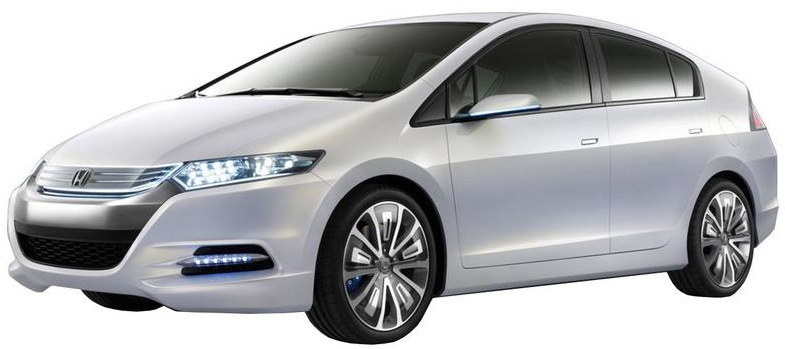 Honda INSIGHT 04/09-