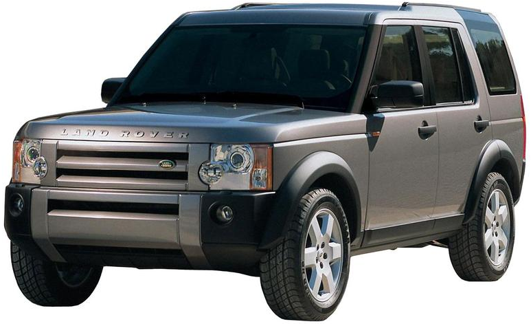 Land Rover DISCOVERY 04-09