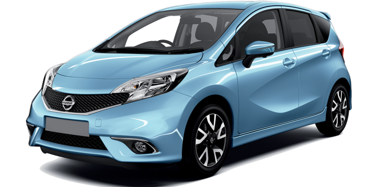 Nissan NOTE 06/13-