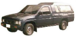 Nissan PICK UP 09/85-02/98