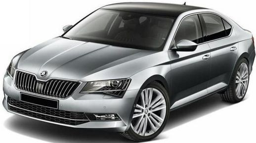 Škoda SUPERB III 5/2015-