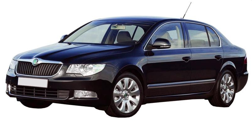 Škoda SUPERB II 3/2008-