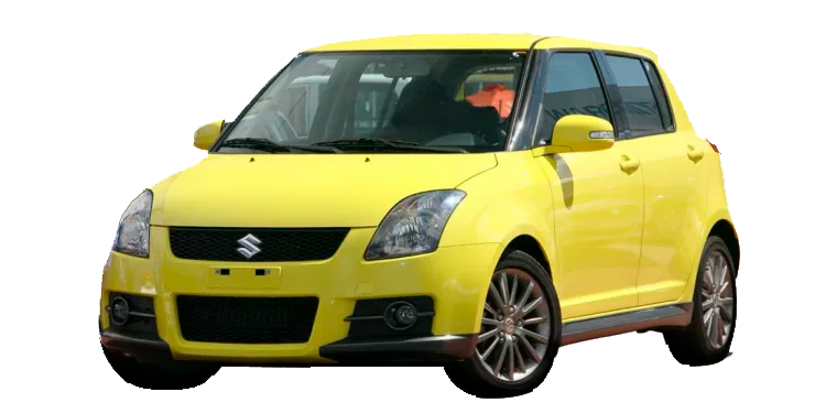 Suzuki SWIFT 9/2010-
